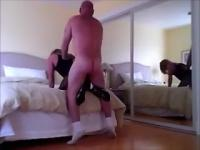 HUNG Married Muslce Top Breeds Tranny Sucks Clean