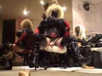 Roxina Masked LadyBoy X