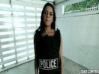 Eine schmutzige Polizist Geschichte eine Menge verführerische heiße sexuelle