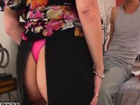 Sara jay hot blonde milf gets tittyfucked