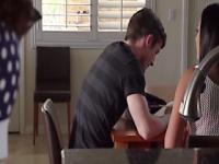 Milf tries out her daughter's boyfriend