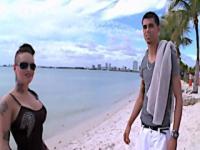 Christy Mack kann Miami