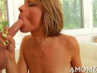 facefucking and rough pounding is what all moms dream about