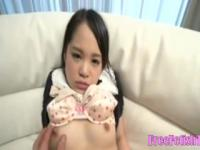 Loli Risa Oomomo Fingered and Fucked Part1 -