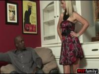 Glamorous babe Tara Lynn Foxx wanna gets pussy pounded by her stepdad black