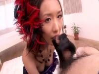 Fabulous Japanese model Kana Narimiya in Hottest JAV censored POV, Hairy video