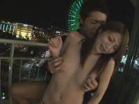 Yuuna Takizawa in Exposure Suspense Trip