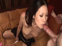 Incredible Japanese slut Yui Komine in Exotic JAV uncensored Stockings movie