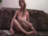 Webcam fille Maria faire sa chose
