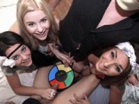Mofos - Young teens party hard and fuck hard