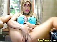 Tranny cam show