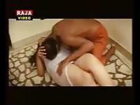 Stunning Indian woman romantically fucked