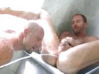 Girlfriend orgasm blowjob
