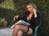 Ana Nova gefickt im Büro während Interviews