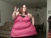 BBW bailando