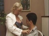 Un jeune italien et sa prof