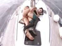 Anal naval voyage