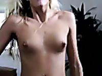 Wasted Perky Tits GF In Sextape!