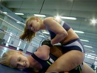 Nude Fight Club Presents: Daikiri vs Alice King