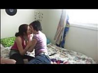 Amateur teen lesbians make amazing homemade sex tape
