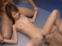 Crazy Tsubomi does role play with horny Jananese guys