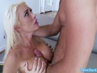 Classy Summer Brielle pussy destroyed