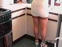 kitchen fuck