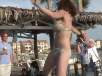 Spring Break diminuto Bikini baile concurso - DreamGirls