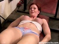 Catherine DeSade - DirtyMuscle