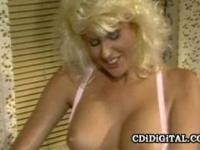 Chanel Price - Retro Blondie Drilled By A BBC