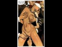 Comics: Erotic This Readhead Sex Comic