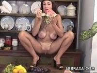 Piss: Fun with fruits and vegetables