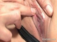 Asian Teen Gets Fucked By Two Friends