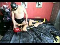 Slave chick gets nailed by her master