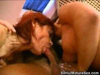 Pussy Licking And Cock Sucking Grannies