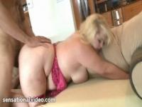 PAWG Mazzaratie Monica Fucks Huge Latino Dick