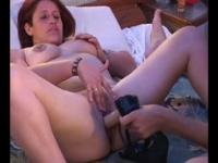 Wife strapon and fetish - Scene 2