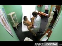 FakeHospital - Slim young student cums