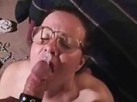 SHOW ME YOUR ASS THEN SUCK MY COCK