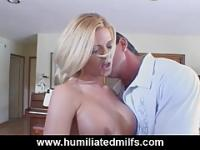 Milf s Screams From Her First Ever Anal