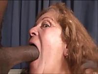 Big Butt Latin Oma - 105