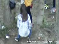 Pissing - Spanish girls pissing 2