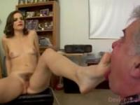 Bobbi Starr Foot Worship