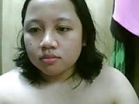 Malaysian slut masturbating webcam