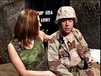 scene #2 from DEBBIE GOES TO WAR