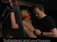 Cherry Kiss terrified of her BDSM foray