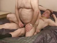 Two Daddys Play Then Fuck