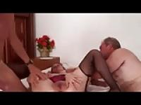 Older Couple in Bi Kinky Fun