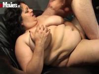 Amateur German Fat Mature with huge natural tits