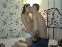 Russia Hot Fuck With Naive Neighbor